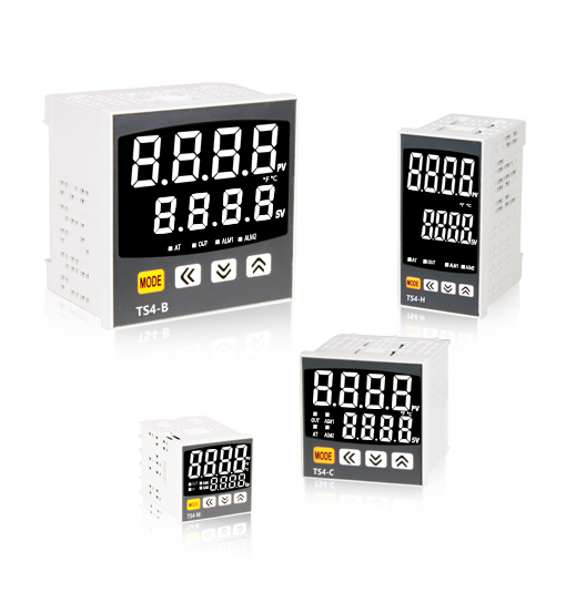 Temperature Controllers Series TS4